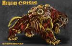 Mutation Crisis - Sabrebeast