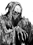 Inktober Day 3 ~ Reaper