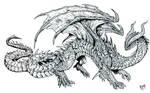 DnD Female Dragon