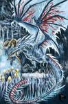 Ice Trundra Wyvern
