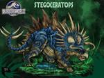 Jurassic World: Stegoceratops