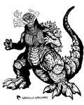 Godzilla GMK