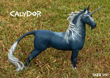 Breyer- Calydor by tyreenya