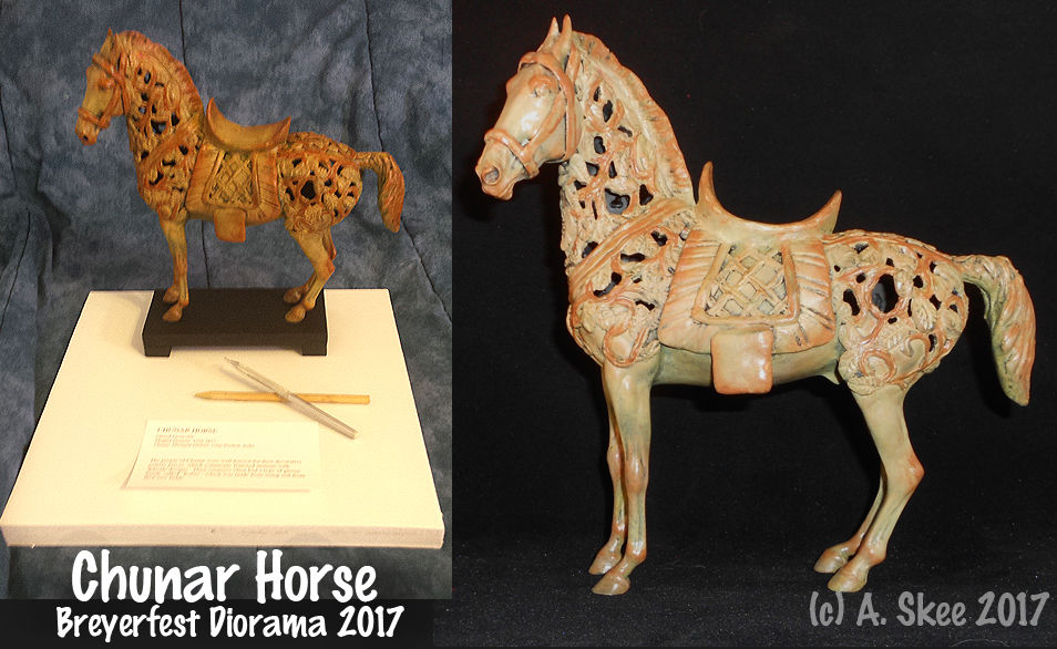 Chunar Horse