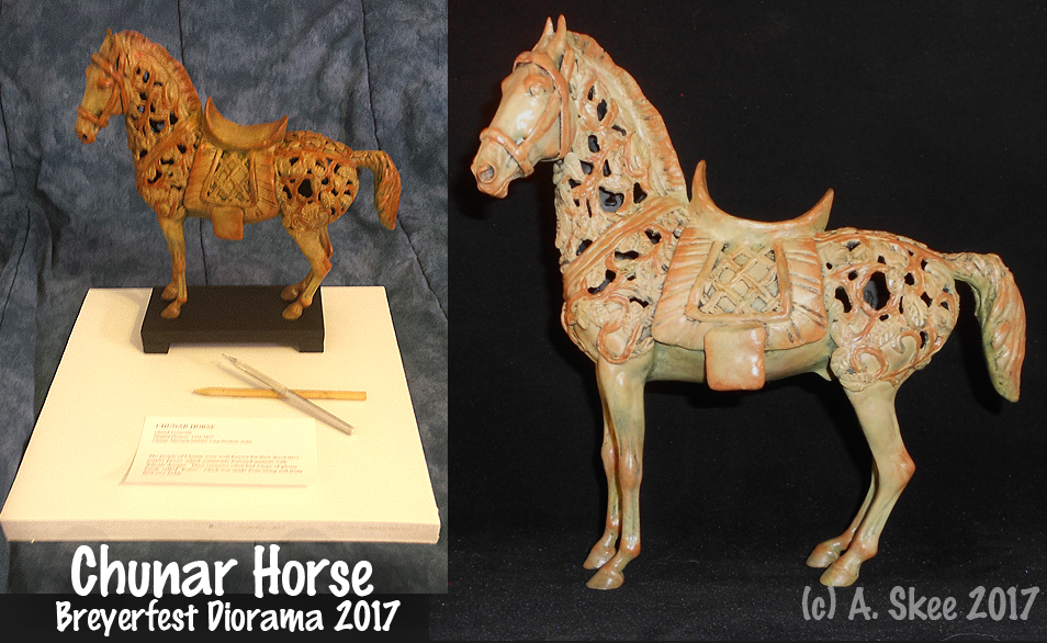 Chunar Horse by tyreenya