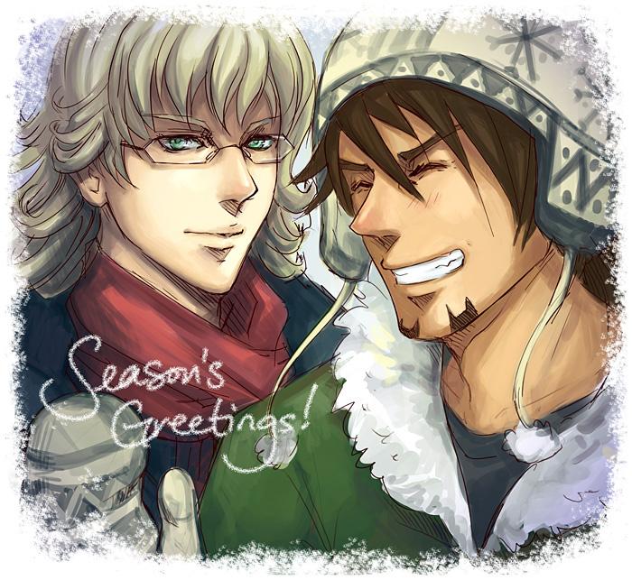 TnB: Happy Holidays by sudoru