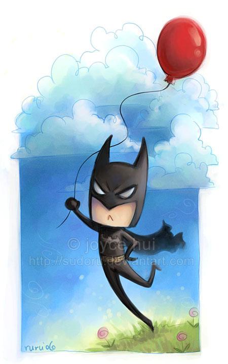- Batman takes a stroll - by sudoru