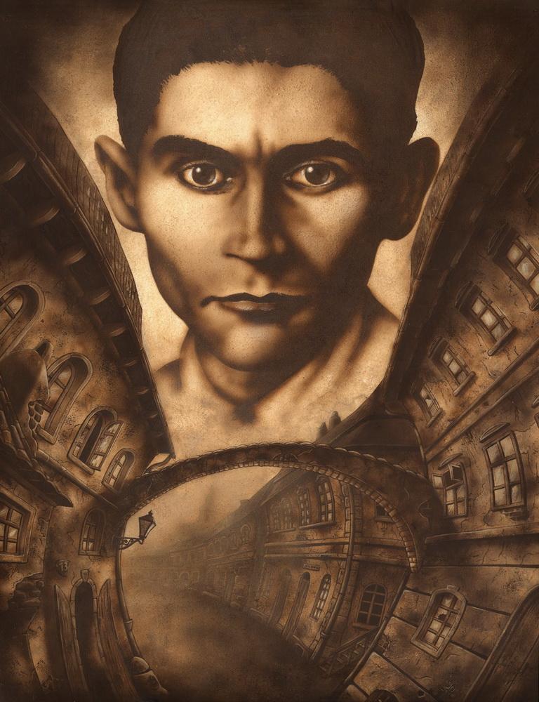 Franz Kafka by Pixx-73