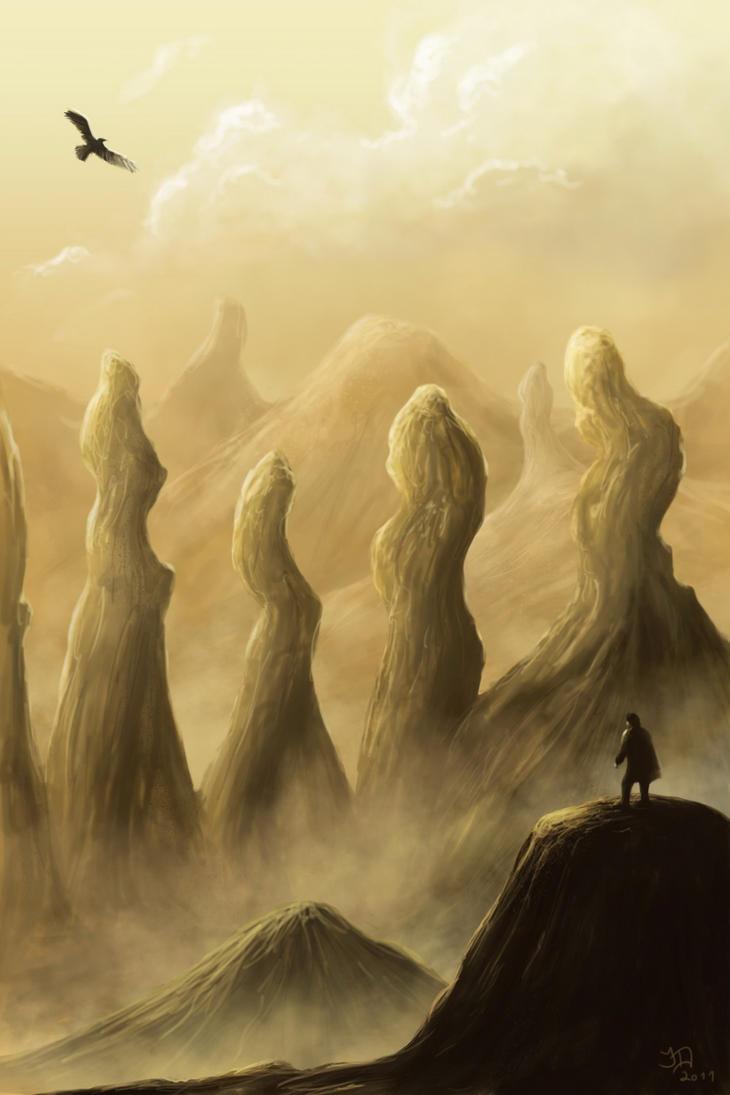 In a Strange Land by Pixx-73