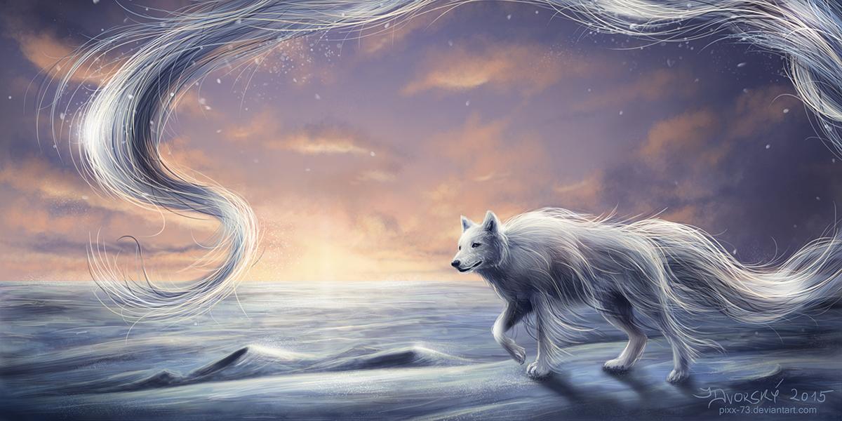 Arctic Breeze by Pixx-73