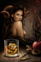 Whiskey Kiss by Pixx-73