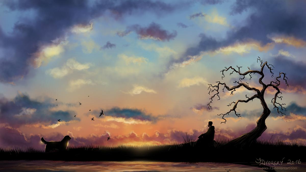 Stillness by Pixx-73