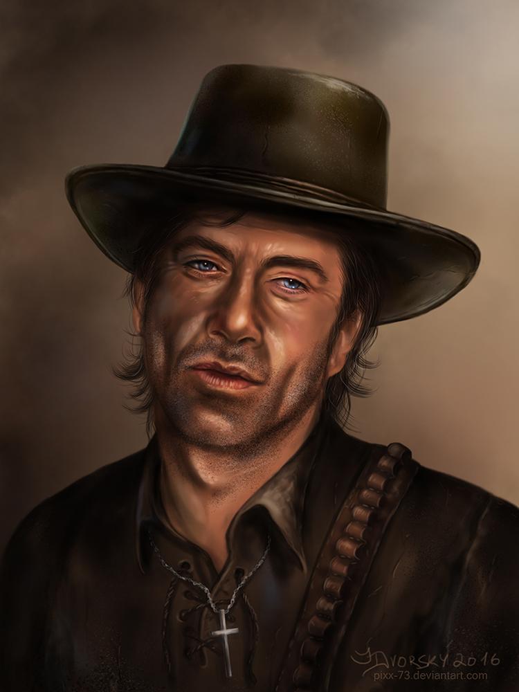 The Gunslinger by Pixx-73