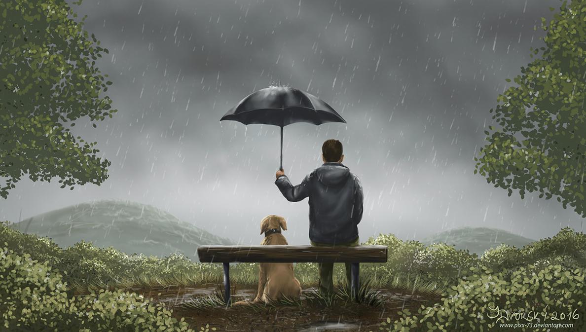 Summer Rain by Pixx-73 on DeviantArt