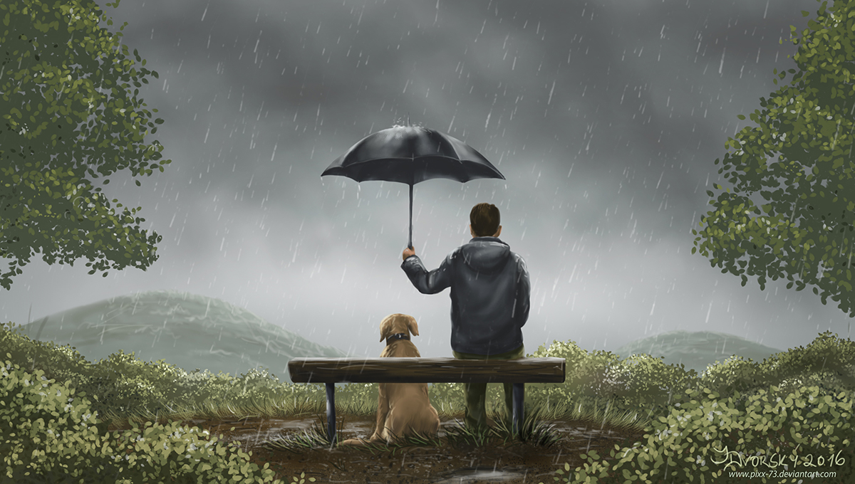 Summer Rain by Pixx-73