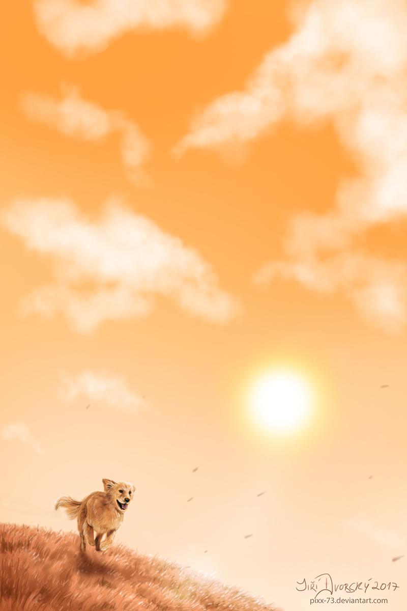 Golden Summer by Pixx-73