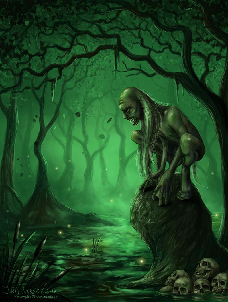 Water Goblin by Pixx-73