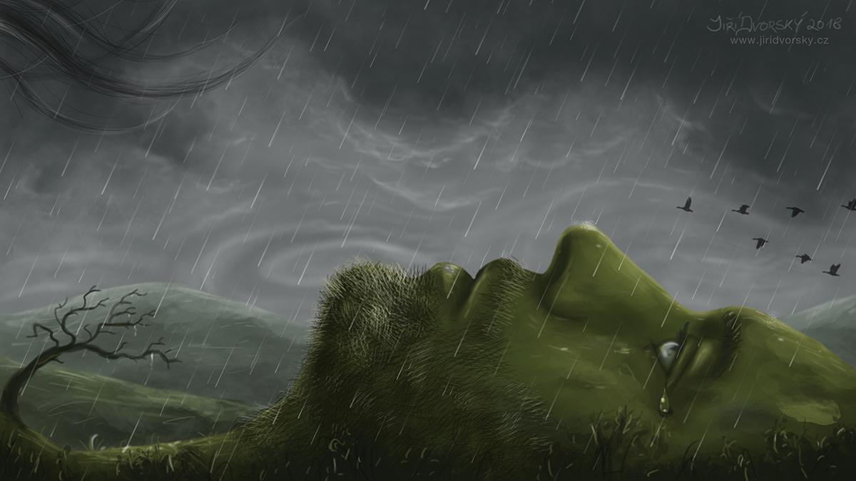 The Taste Of Rain by Pixx-73