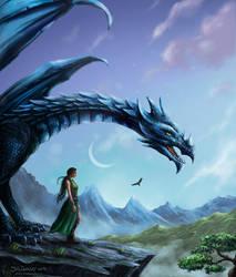 Dragon Keeper by Pixx-73