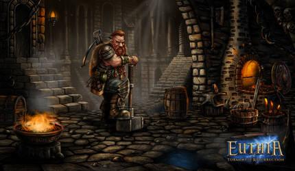 Dwarf Hero
