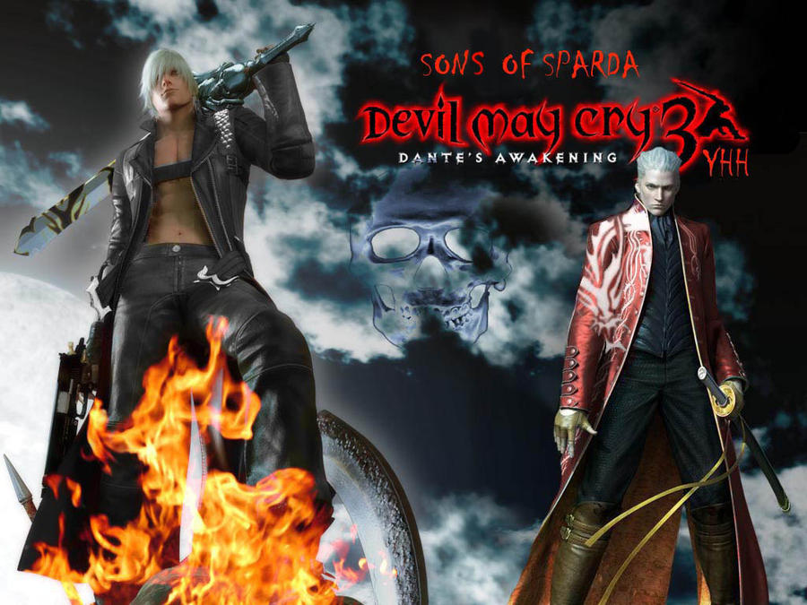Devil May Cry 3 by arab30002