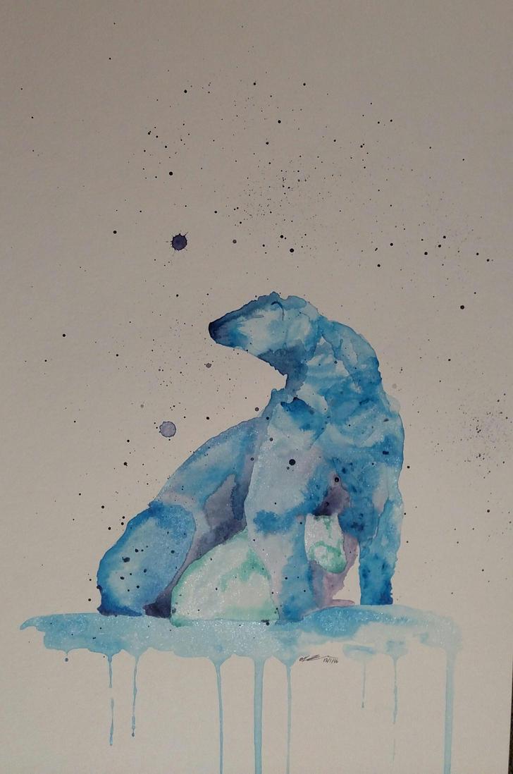 polar ice by Azhram
