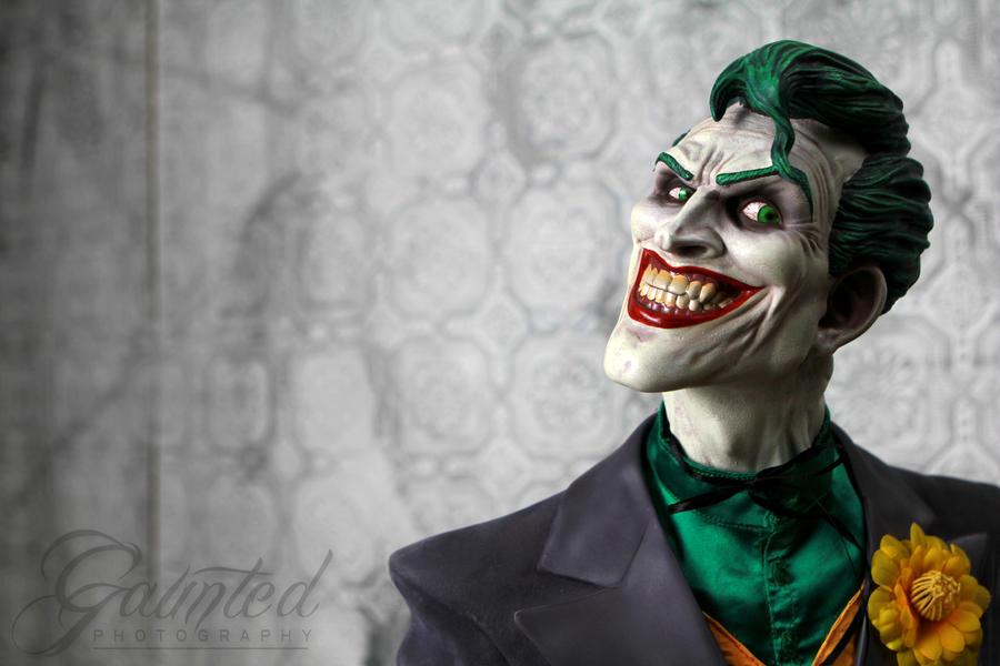 Joker Wallpaper by Gaunted