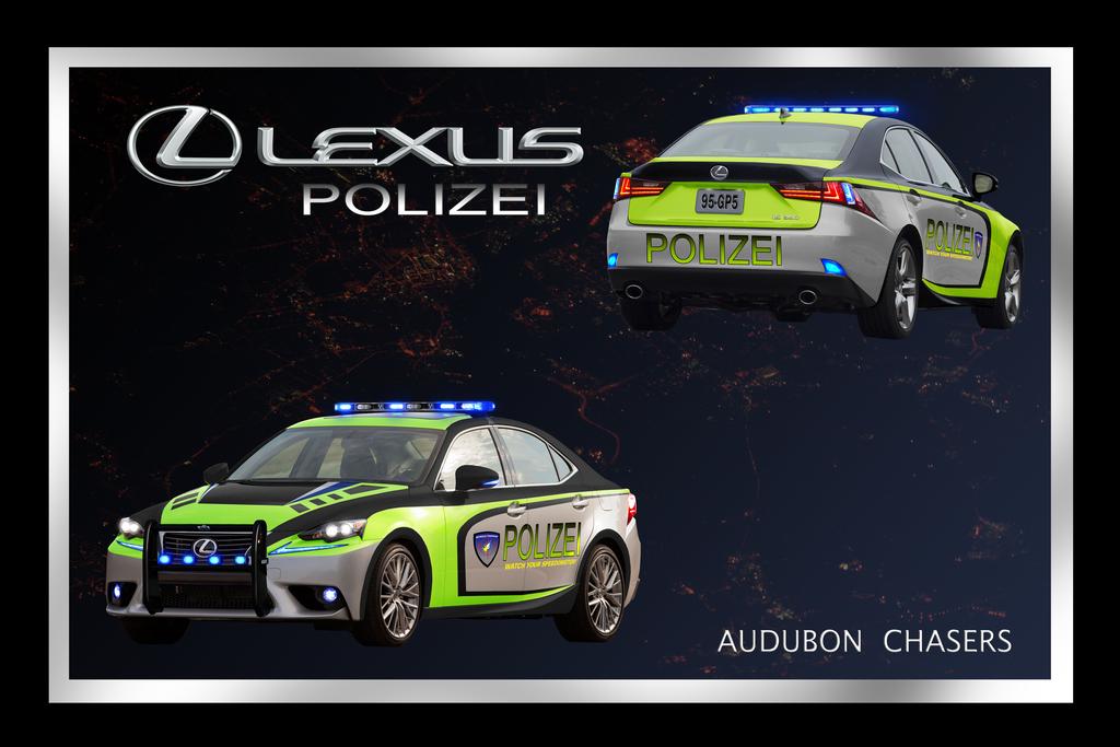 Polizei of Audubon by NightrazeShadow