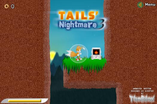 Tails' Nightmare 3: Screenshot 4