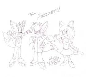 Team Fuzzpuffs! ~sketch~