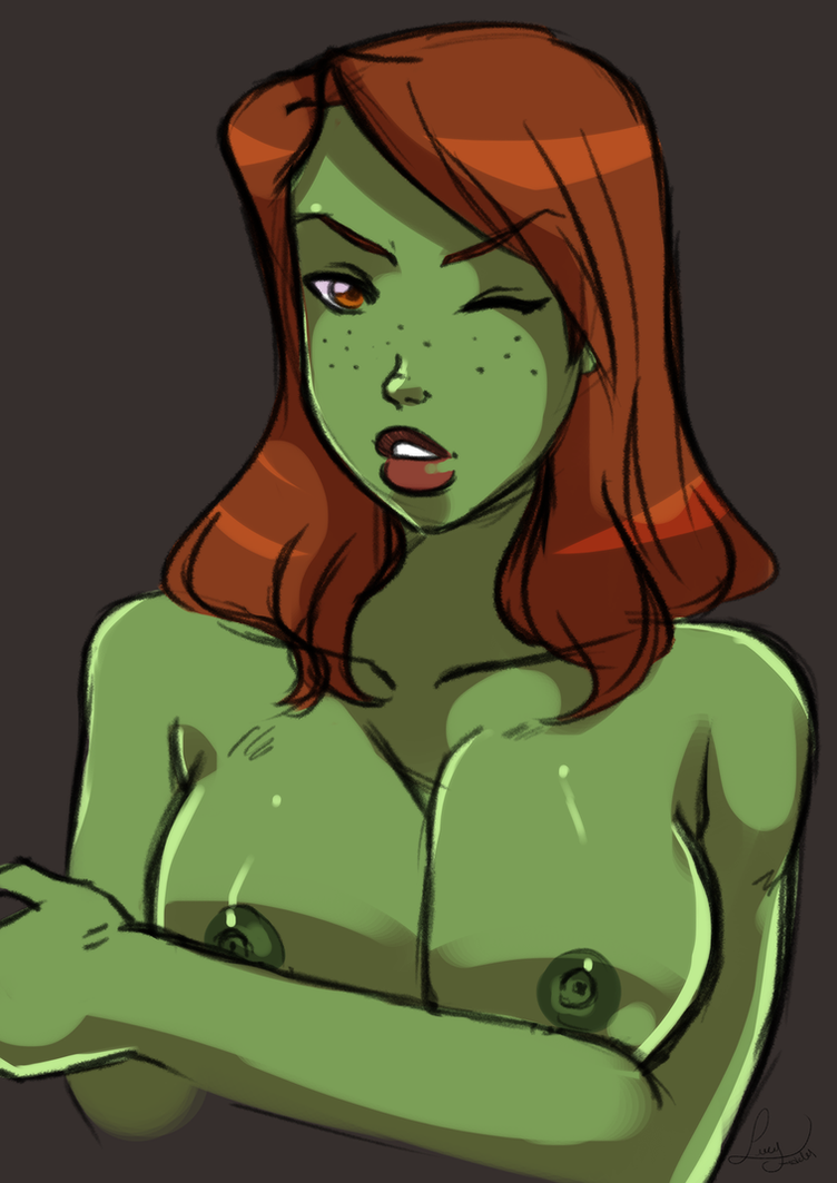 Miss Martian By Lufidelis by Citrakite