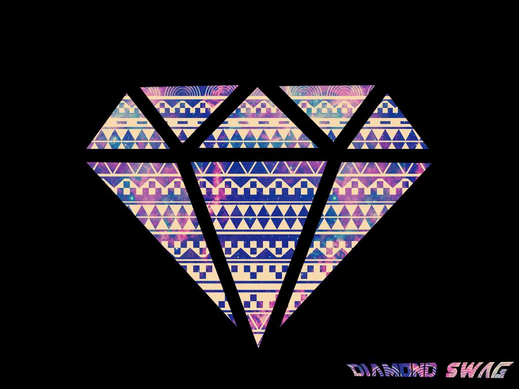 Wallpaper Diamond Swag By Sim HDS