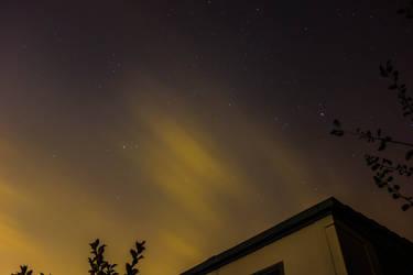 Night Sky in my Backyard