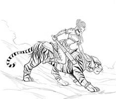 The Hunt, sketch