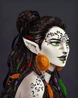 Kaori, portrait