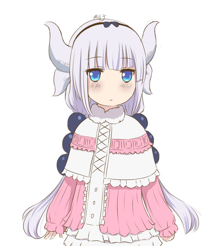 how to draw kanna kamui