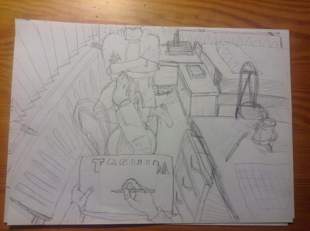 Kresba #23 by Rouge159