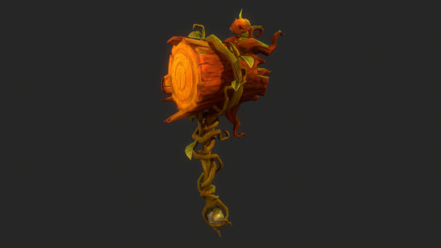 Forest Mace