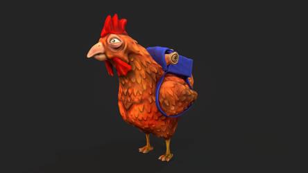 Chicken Mailman