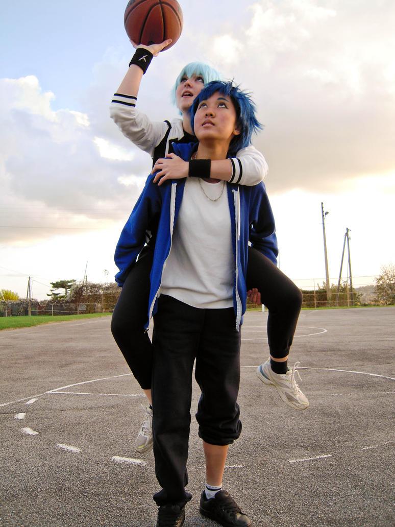Kuroko no Basket - To get high by Feutre34