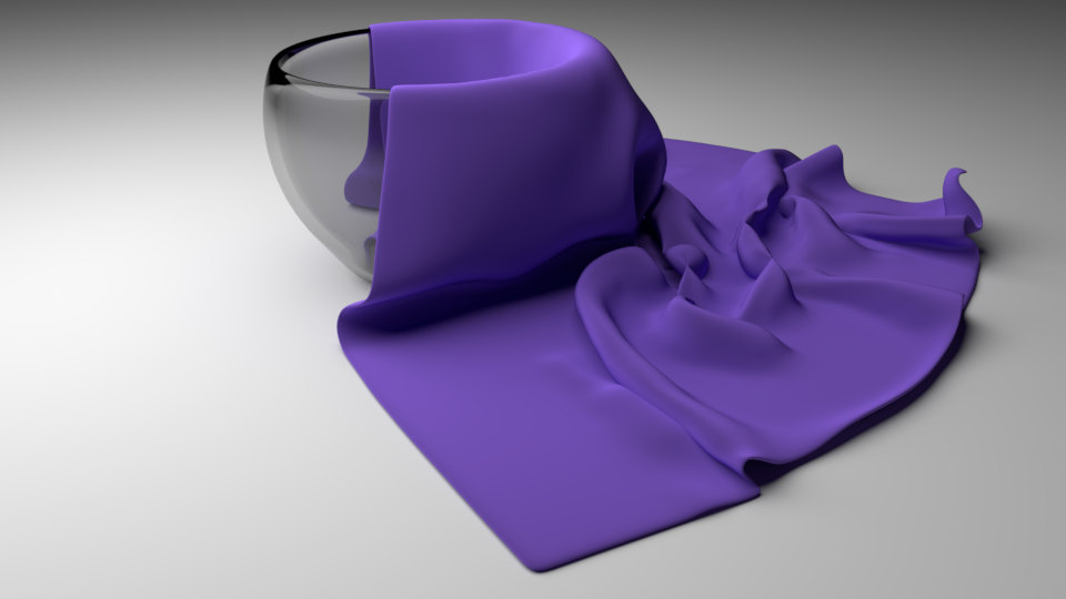 [Blender]: Napkin Test by CottonPonySFM