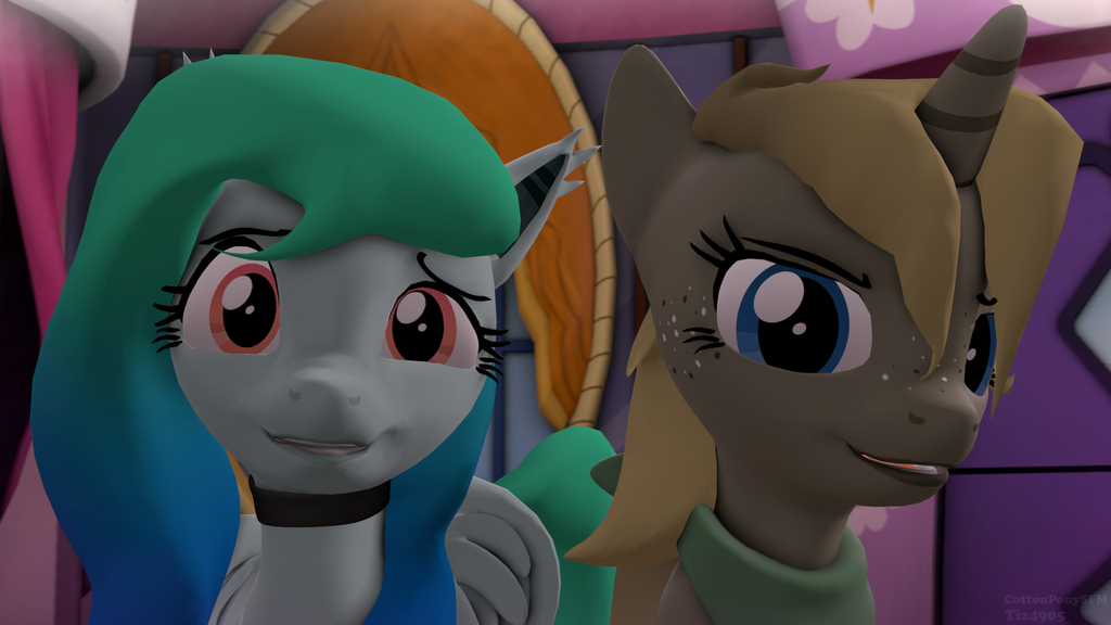 SFM | Cutes Newly Baked by CottonPonySFM