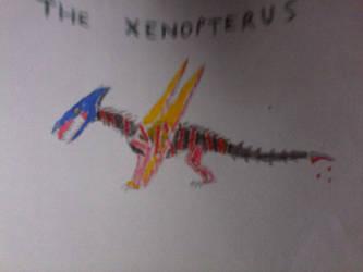 My #buildafakepterosaur by goatrex