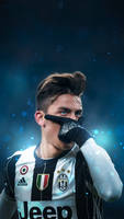 Paulo Dybala - Retouch by DanialGFX