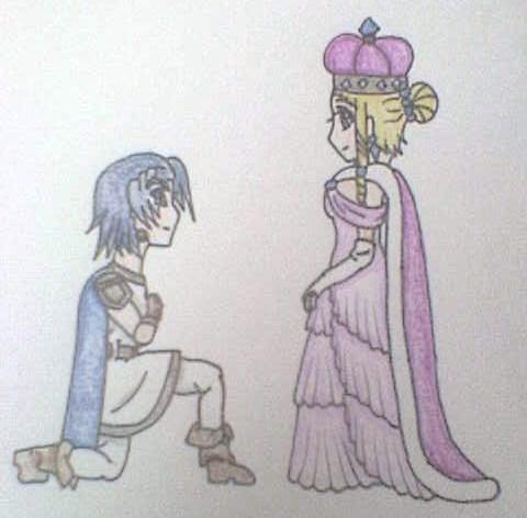 Sakura's Knight by Punisher2006