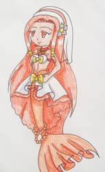Chibi Wedding Dress Sara by Punisher2006