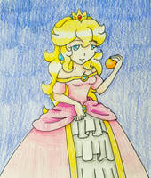 A Peach with a Peach by Punisher2006
