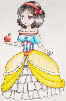 Snow White's New Dress