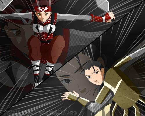 AT :.Ninja Battle.: