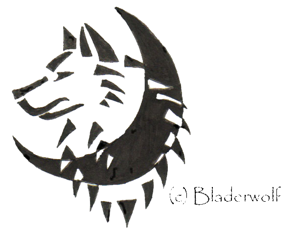 Bladerwolf Symbol- Finished by BladerWolf